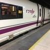 マドリッド~バルセロナをスペインRenfe・AVEで電車移動!まさかの一等車preferente!アトーチャ駅と車内の様子【語学学校1日目・・・に至るまで】