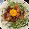 徳田酒店の海鮮丼