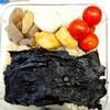 野菜と玄米メシ