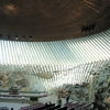 世界一周ピースボート旅行記 51日目~フィンランド(ヘルシンキ)~④「テンペリアウキオ教会」