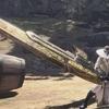 MHW:「皇金の剣斧・麻痺」でエンシェント・レーシェン用サポート装備作ってみた。