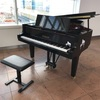 ベルギー旅行 ブリュッセル空港の空港ピアノ