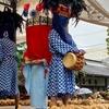 【東京の奇祭】龍の縄にぐるぐる巻きにされて運ばれる男たち・「水止舞」と書いて「ししまい」と読む
