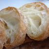 長時間発酵パン、焼きました。