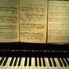 今年初めてのピアノ練習
