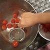 【5歳の調理実習】〜すごく美味しい!湯むきトマトのみりん漬け〜