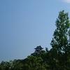 今日の犬山城は…『むしむし😶😶』