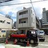 赤坂に新築完成目前です。