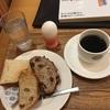 神戸屋でモーニングと、セブンのチーズケーキが美味しかった件。