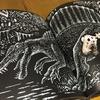 【大人も楽しめる恐竜の絵本】ユニークな谷川俊太郎さんの詩とのコラボ絵本。