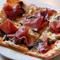 「山猫式 フランス産5種キノコとパルマ産生ハムのピザ」のご紹介
