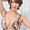 奈月セナ【B88 Gカップ 2016ミス・インターナショナル日本代表ファイナリストの水着画像】(14)