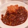 西新商店街の細い路地にあるカレー専門店「インデラ」でひとり飯!