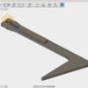 3Dプリンタでニンテンドースイッチのスタンドを作った!