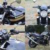 【新製品情報】ZRX1200DAEG用 丸目ヘッドライトメーターカバーキット