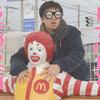 【稚内】日本最北のマクドナルドで、ドナルドとイチャイチャした。