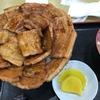 豚丼は豚丼でも、煮込まない豚丼の豚バラ肉が好きだ。そして食べに来て欲しい。
