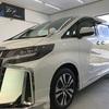 トヨタ アルファード 新車ボディガラスコーティング