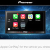 Pioneer、ファームウェアアップデートで既存カーナビを「CarPlay」対応すると発表〜米国では今夏、日本も対象