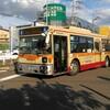 神奈中バスと西工96MC〈2018年〉