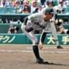 ストレートでどんどん押していく大柄左腕 鶴岡東 影山 雄貴選手 高卒左腕投手