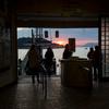 鞆の浦の朝