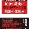加藤公一レオさんの新書「<ネット広告&通販の第一人者が明かす>100%確実に売上がアップする最強の仕組み」がついに届きました!