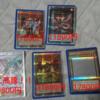 僕が所持している相場が1万円を超えるカード達