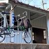 【岡山県】片鉄ロマン街道をサイクリングしてホルモンうどんを食べた話【brompton/dahon輪行】