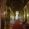 ブダペスト 最終日 ブダペスト国会議事堂ツアー 国会審議に集中できなかった理由が分かった☆ GW北回り欧州紀行 42