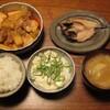 豚バラ肉と大根のコチジャン炒め煮