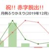 個人開発報告: 月例振り返り&開発予定 (2019年12月)