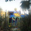 イヴサンローランの愛したマジョレル庭園へ