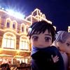 【ロシア】ユーリ聖地巡礼の旅08(グム百貨店)