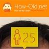 今日の顔年齢測定 275日目