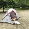 冬にソロキャンプするなら、こんなシュラフ・テント!
