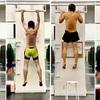 【背筋ビフォーアフター】背中の筋肉、半年間の変化