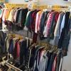 長袖のブランド子供服、店頭に並びはじめました♫