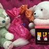 福ふくさんと横チンさんからのプレゼント〜☆*:.。. o(≧▽≦)o .。.:*☆