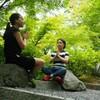 大阪で牧場に行くはずがなぜかの京都へ行こう!