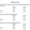2017-18シーズン ミニマムスコア決定