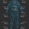 zozo suit diet 104.4kg -3kg