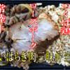 【肉肉肉!】茨城の牛と豚と鶏を使ったウルトラ弁当が贅沢すぎる!そんな小田のヨシムラミートは谷田部アリーナにも出店していた!【ヨシムラミート】