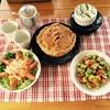 鉄血のオルフェンズ アストンの誕生日(アップルパイとサラダ