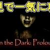 【Lurk in the Dark Prologue】全クリ目指して、初見で一気に攻略完了!無事に全クリ!プレイした感想をご紹介!P.T.やバイオ7、サイコブレイク等をMIXしたようなゲームです。【ホラー/アクション/PC】