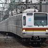 東京メトロ7101F・7102F