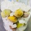 タイ産青梅で梅シロップを作る