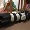 大三元レンズ EF70-200 2.8L IS USM 導入