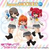 【アクアシューターズ!】ラブライブ!サンシャイン!!『Aqours SHOOTERS!01』3個入りBOX【バンダイ】より2020年5月発売予定☆