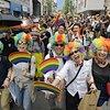 虹のパレード!